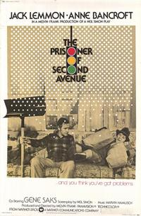 Prisoner of Second Avenue - 27 x 40 Movie Poster - Style A
