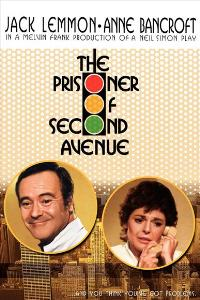 Prisoner of Second Avenue - 43 x 62 Movie Poster - Bus Shelter Style A
