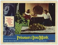 Prisoner of the Iron Mask - 11 x 14 Movie Poster - Style G