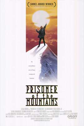 Prisoner of the Mountains - 11 x 17 Movie Poster - Style A