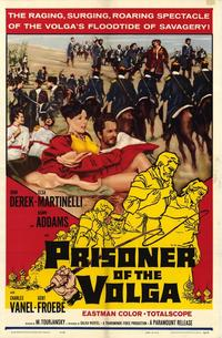 Prisoner of the Volga - 11 x 17 Movie Poster - Style A