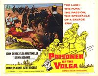 Prisoner of the Volga - 22 x 28 Movie Poster - Half Sheet Style A