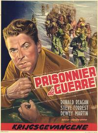 Prisoner of War - 27 x 40 Movie Poster - Belgian Style A