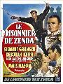Prisoner of Zenda - 11 x 17 Movie Poster - Belgian Style A