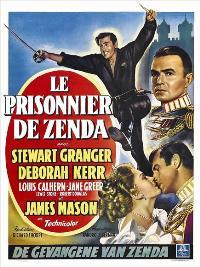 Prisoner of Zenda - 27 x 40 Movie Poster - Belgian Style A