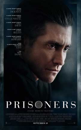 Prisoners - 27 x 40 Movie Poster - Style B