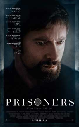 Prisoners - 11 x 17 Movie Poster - Style C