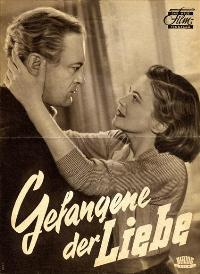 Prisoners of Love - 27 x 40 Movie Poster - German Style A