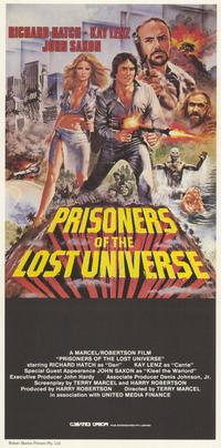 Prisoners of the Lost Universe - 11 x 17 Movie Poster - Style A