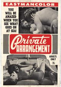 Private Arrangement - 11 x 17 Movie Poster - Style A