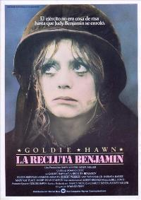 Private Benjamin - 27 x 40 Movie Poster - Spanish Style A