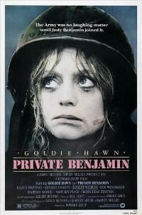 Private Benjamin - 11 x 17 Movie Poster - Style A