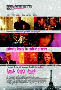 Private Fears in Public Places - 27 x 40 Movie Poster - Style A