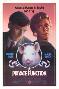 A Private Function - 27 x 40 Movie Poster - Style A