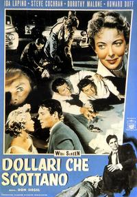 Private Hell 36 - 11 x 17 Movie Poster - Italian Style A