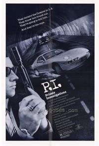 Private Investigation - 27 x 40 Movie Poster - Style A
