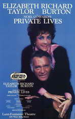 Private Lives (Broadway) - 11 x 17 Poster - Style A