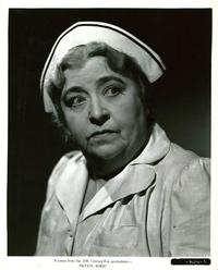 Private Nurse - 8 x 10 B&W Photo #1