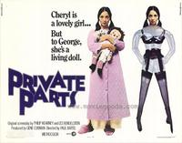 Private Parts - 11 x 14 Movie Poster - Style A