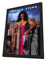 Private Parts - 11 x 17 Movie Poster - Style A - in Deluxe Wood Frame