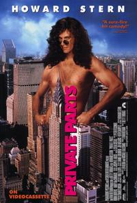 Private Parts - 27 x 40 Movie Poster - Style A