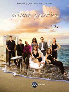 Private Practice (TV) - 11 x 17 TV Poster - Style D