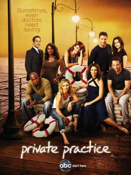 Private Practice (TV) - 11 x 17 TV Poster - Style E