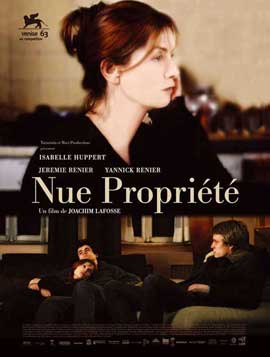 Private Property - 11 x 17 Movie Poster - French Style A