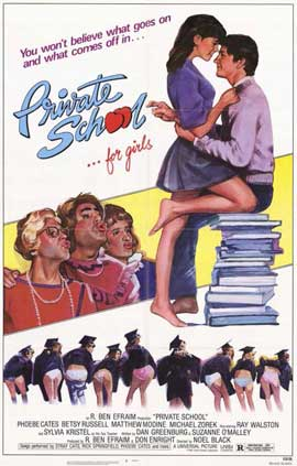 Private School - 11 x 17 Movie Poster - Style A