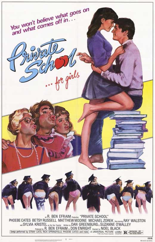 Private School Movie Posters From Movie Poster Shop