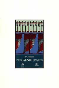 Prix Genie Awards - 27 x 40 Movie Poster - Style A