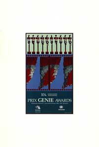 Prix Genie Awards - 43 x 62 Movie Poster - Bus Shelter Style A