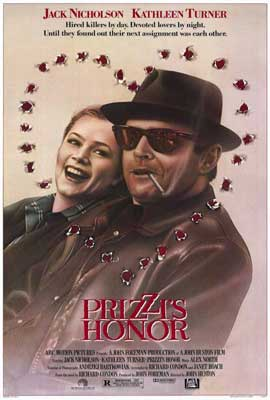 Prizzi's Honor - 27 x 40 Movie Poster - Style A