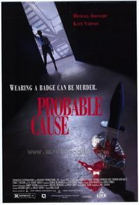 Probable Cause - 11 x 17 Movie Poster - Style A