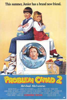 Problem Child 2 - 27 x 40 Movie Poster - Style A