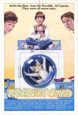 Problem Child - 27 x 40 Movie Poster - Style B