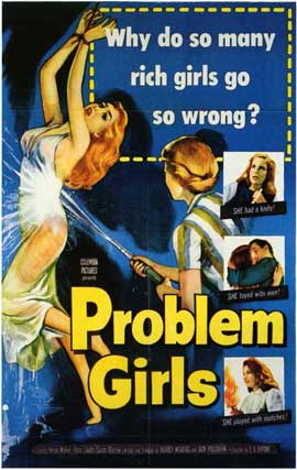 Problem Girls - 11 x 17 Movie Poster - Style A
