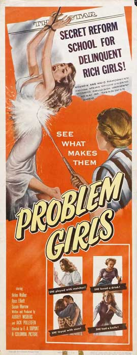 Problem Girls - 14 x 36 Movie Poster - Insert Style A