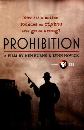 Prohibition (TV) - 11 x 17 TV Poster - Style A