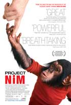 Project Nim - 43 x 62 Movie Poster - Bus Shelter Style B