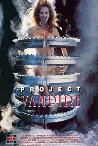 Project Vampire - 11 x 17 Movie Poster - Style A