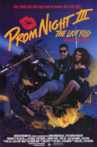 Prom Night 3: The Last Kiss - 11 x 17 Movie Poster - Style A
