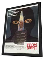 Prom Night - 11 x 17 Movie Poster - Style A - in Deluxe Wood Frame