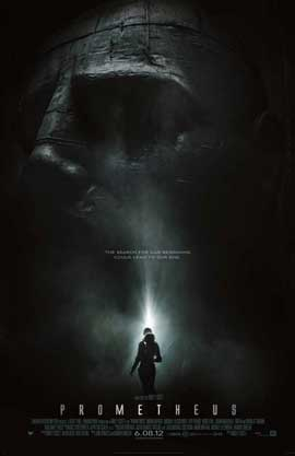 Prometheus - 27 x 40 Movie Poster - Style B