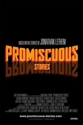Promiscuous Stories - 11 x 17 Movie Poster - Style A