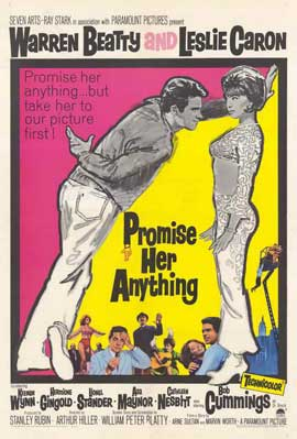 Promise Her Anything - 11 x 17 Movie Poster - Style A