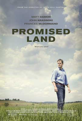 Promised Land - DS 1 Sheet Movie Poster - Style A