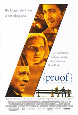 Proof - 27 x 40 Movie Poster - Style A