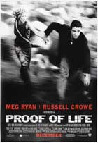 Proof of Life - 11 x 17 Movie Poster - Style B