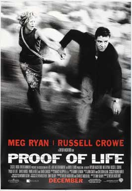 Proof of Life - 27 x 40 Movie Poster - Style B